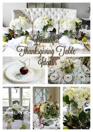 an thanksgiving table decor gold designs