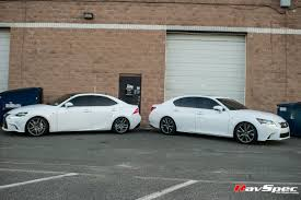 lexus ct200h f sport springs lowering awd minimal drop options clublexus lexus forum