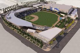 How To Build A Baseball Field In Your Backyard Las Vegas 51s Moving To 150m Summerlin Stadium In 2019 U2013 Las