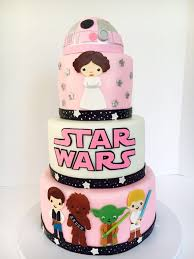 wars baby shower cake pink city cakes moreno valley ca united states our wars