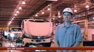 hino motors manufacturing usa williamstown w va youtube