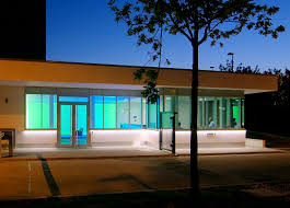 Colored Lights For Room by Osram Opto Semiconductors Lights Entire Reception Building Using