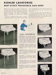vintage bathroom sinks the seven distinct design styles retro