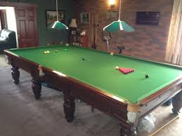 how big is a full size pool table relocating a full size snooker table from mansfield to lincoln gcl