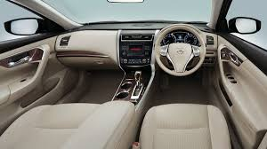 nissan teana interior car design all new teana nissan indonesia
