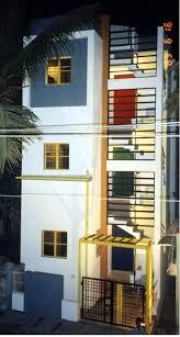 Triplex Home Plans Interiors U0026 Exteriors By Ashwin Architects At Coroflot Com