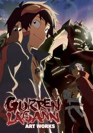 gurren lagann gurren lagann art works gainax 9781927925072 amazon com books