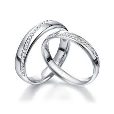 engagement rings for couples antique design couples matching diamond rings for him and