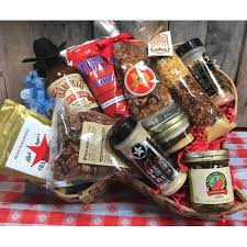 Best Gift Basket Texas Best Texas Gift Basket