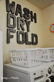 Cute Laundry Room Decor by 20 Best Buanderie Images On Pinterest The Laundry Home And Laundry
