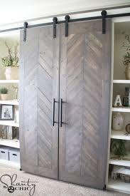 barn doors sliding barn door media console shanty 2 chic