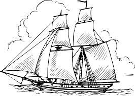 clipart brig