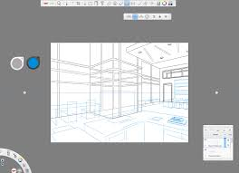 how to draw with two point perspective making beautiful interiors
