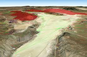 black rock desert map nevada ohv maps