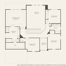 Old Pulte Floor Plans by Woodside At Clark Meadows At Anson In Zionsville Indiana Pulte