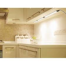 Fluorescent Under Cabinet Lights by Le Under Cabinet Led Lighting 3 Panel Kit Total Of 12w 900lm