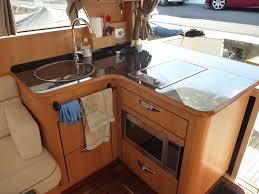 cuisine sur un bateau photos de design d intérieur et décoration