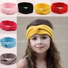 stretchy headbands 2015 stretchy top knot turban headband baby twisted knotted