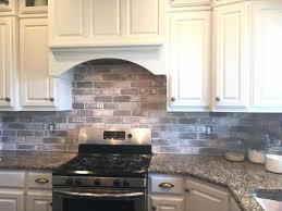 backsplash for kitchen ideas brick tile backsplash kitchen ideas including tiles for