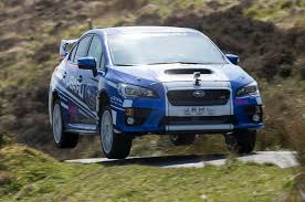 Ripping Around The Isle Of Man In Subaru Wrx Sti Rally Cars Photo