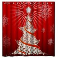 merry christmas shower curtain 18552623 overstock com shopping