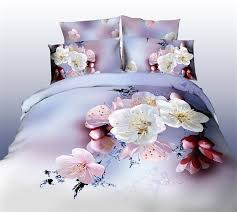 Cherry Duvet Cover Aliexpress Com Buy 4pcs 3d Bedding Sets Bedroom Cherry Peach