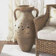 vase home decor living room awesome living room floor vases home decor color