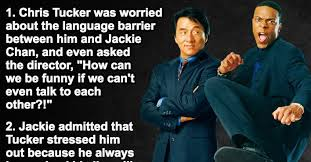 Chris Tucker Memes - 15 behind the scenes facts you might not know about rush hour