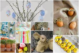 Diy Easter Decorations For The Home by 90 Beautiful And Easy Easter Decoration Ideas Diy Fun World