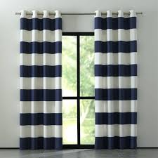 Yellow Striped Curtains Blue Grey Striped Curtains U2013 Evideo Me