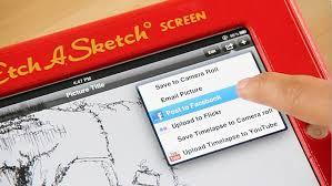 etcher etch a sketch for ipad