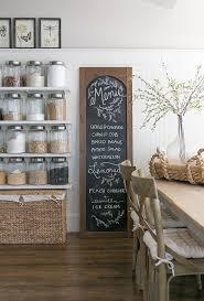 chalkboard in kitchen ideas best 25 chalkboard in kitchen ideas on chalkboard