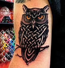owl tattoo sleeve 6 best tattoos ever