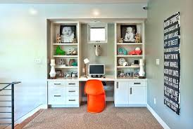 bookshelves and wall units wall unit with desk and bookcases lawhornestorage