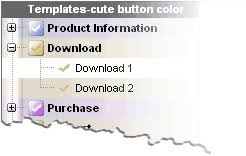 menu template provides lots of well design dhtml menu tree menu to