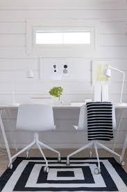 office clean laminate floor with scandinavian black wooden home