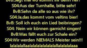 schalke sprüche anti schalke 04 song jinni