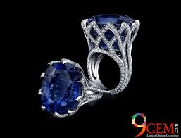 sapphire engagement rings meaning gemstone symbolism meanings powers 9gem