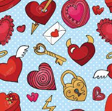 Valentine S Day Heart Decor by Valentine U0027s Day Wedding Love Romantic Hearts Decor Elements In