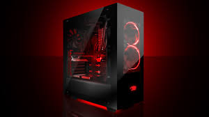 Gaming Desk Tops by Ibuypower Element Tempered Glass Gaming Pc Youtube