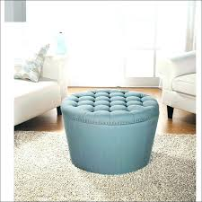 Cushioned Ottoman Cowhide Storage Bench Cushioned Storage Bench Ottoman Seat Ottoman