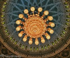 Sultan Qaboos Grand Mosque Chandelier Sultan Qaboos Mosque U2013 Beauty Redefined U2013 Biophilic Doc