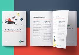 Resume Checklist Rezi Blog U2013 Resume Education Focused On Creating Applicant