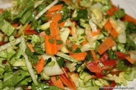 napa salad move eat healthy live better spicy napa cabbage salad with