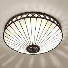 new unique flush mount ceiling lights 38 in chrome ceiling fan