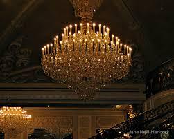Ballroom Chandelier Grand Chandelier In The Ballroom The Venetian Garfield Nj
