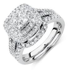 what are bridal set rings bridal jewellery bridal sets michaelhill au