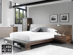 chambre a couchee mobilier nor sud mobilier de chambre à coucher contemporain