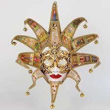 venetian jester mask carta alta venetian masks jolly joker jester masks for your
