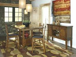 rustic pub table and chairs dining room pub tables enrich your casual dining arrangement with